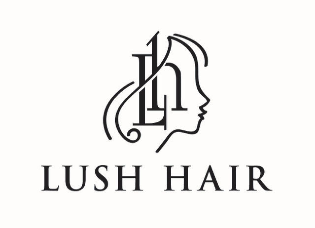 Logo of Lush Hair