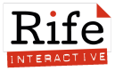 Logo of Rife Interactive Advertising And Marketing In Buckinghamshire, Usk