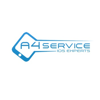 Logo of A4Service Computer Repairs In Colwyn Bay, Wales