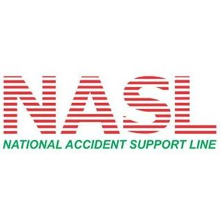 Logo of National Accident Support Line