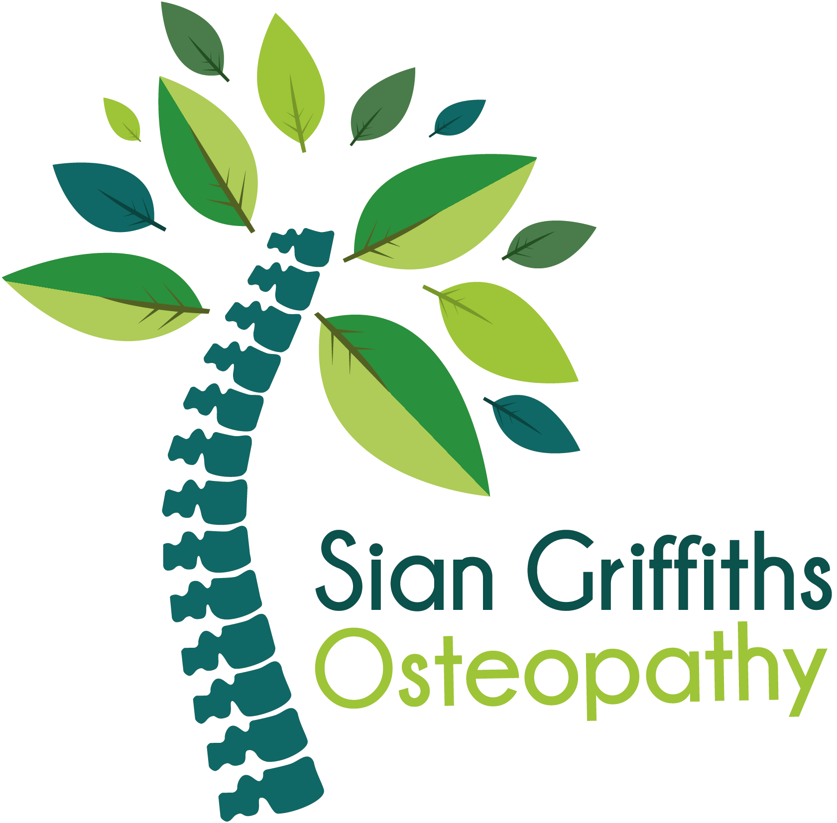 Logo of Sian Griffiths Osteopath Osteopaths In Llanelli, Dyfed