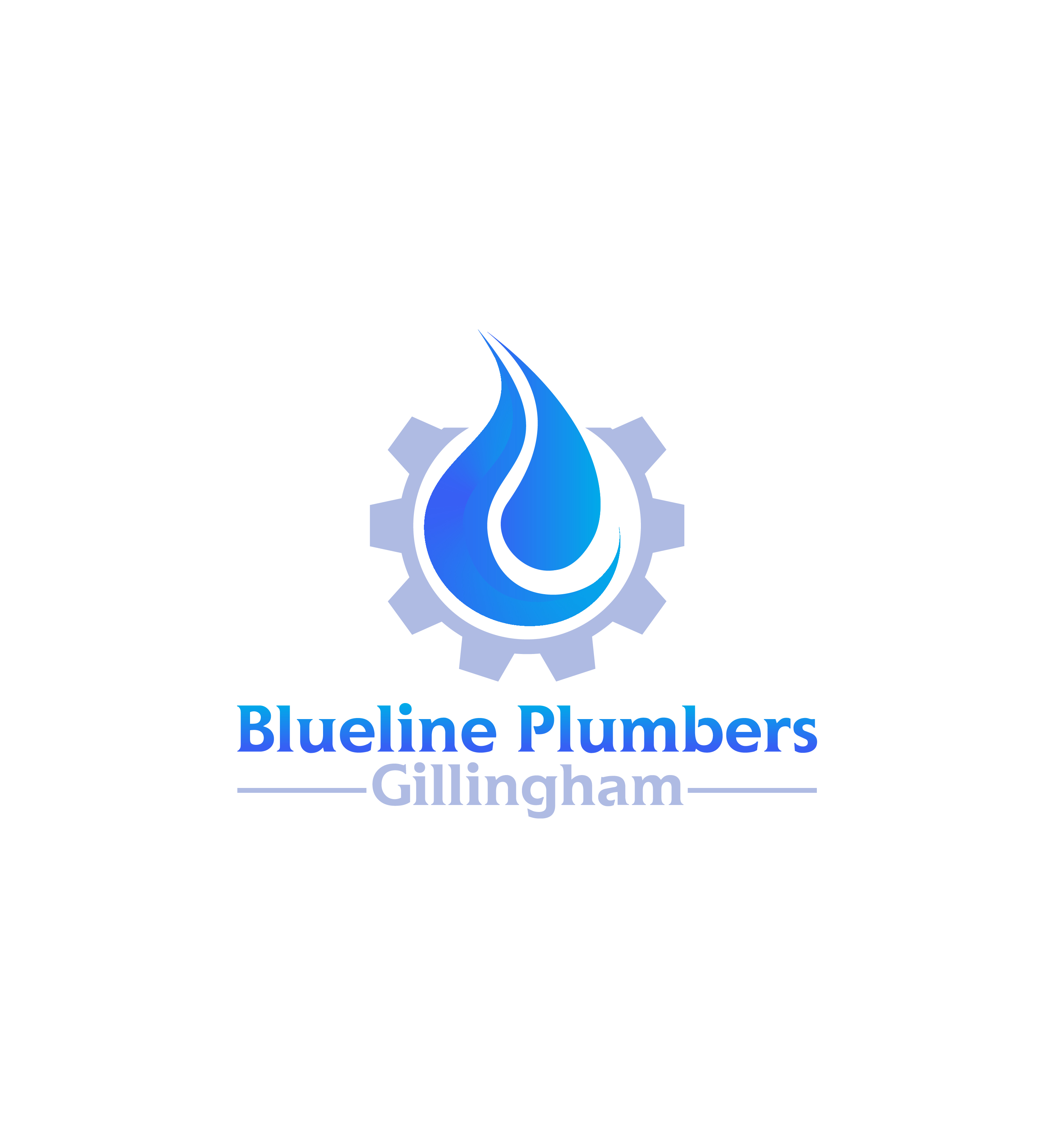 Logo of Blueline Plumbers Gillingham