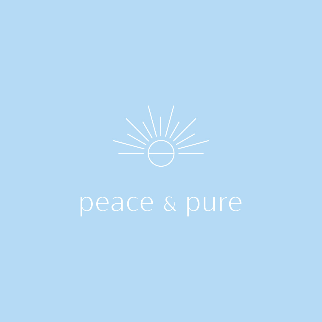 Logo of Peace and Pure Beauty Products In Cambridge, Cambridgeshire