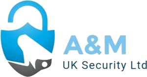 Logo of A&M UK Security Ltd Security Products And Services In Coventry, West Midlands