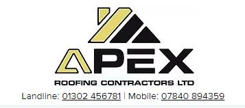 Logo of Apex Roofing Contractors