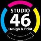 Logo of Studio 46 Design  Print