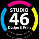 Logo of Studio 46 Design & Print Printers In Walsall, West Midlands