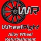 Logo of WheelRight Alloy Wheel Refurbishment Alloys In Washington, Tyne And Wear