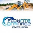 Logo of Flowrite Drainage Services
