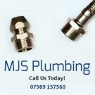 Logo of MJS Plumbing Plumbers In Sutton In Ashfield, Nottinghamshire