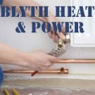 Logo of Blyth Heat  Power